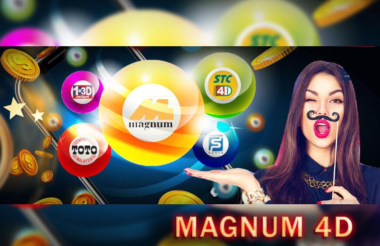 หวยมาเล magnum 4d